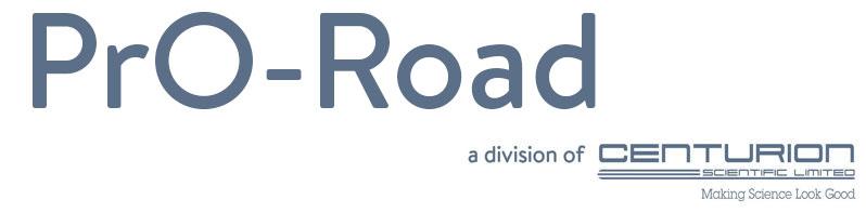PrO Road Centrifuges Logo